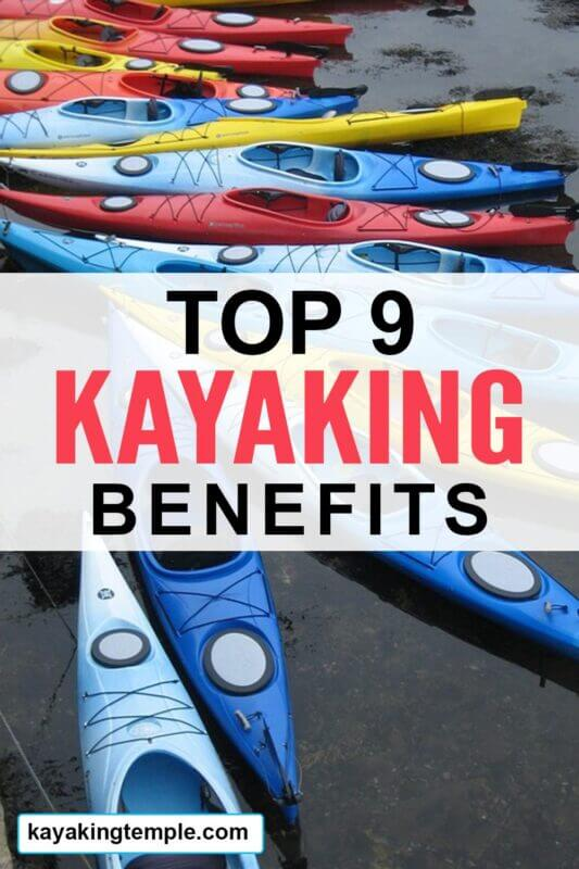 why kayaking is good for you